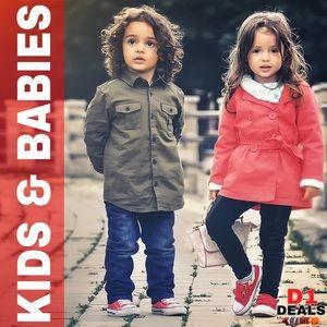 @D1Deals Kids & Babies👶🏽 Retail 😍Thrift Fashion